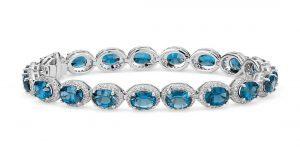 خواص سنگ توپاز - دستبند توپاز