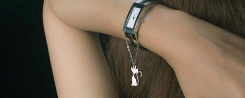 آویز ساعت - محصولات نقره
