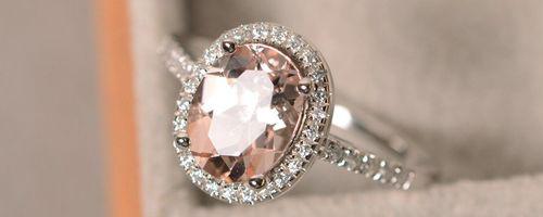 انگشتر نقره زنانه - محصولات نقره
