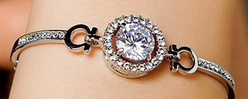 دستبند - محصولات نقره