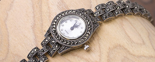 ساعت - محصولات نقره