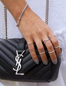 شخصیت افراد و زیورآلات- زیورآلات دستبند